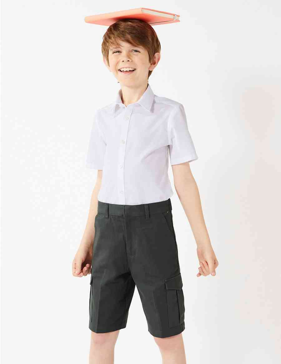 33819805ce4 Boys  Skin Kind trade  Pure Cotton Shorts