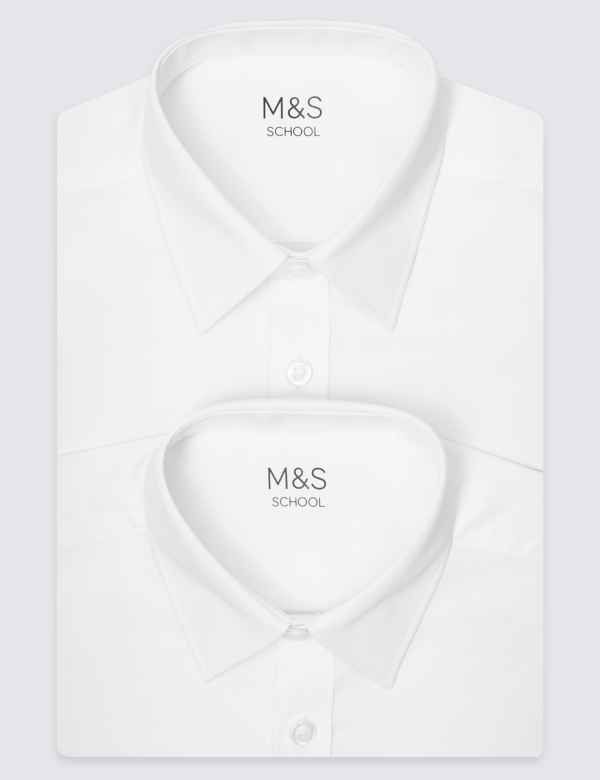 3d758baf819c Boys School Shirts & Polo Shirts | M&S