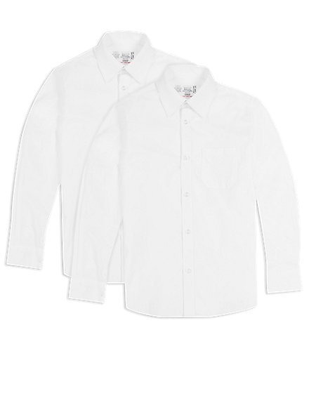 2 Pack Boys' Pure Cotton Skin Kind™ Shirts