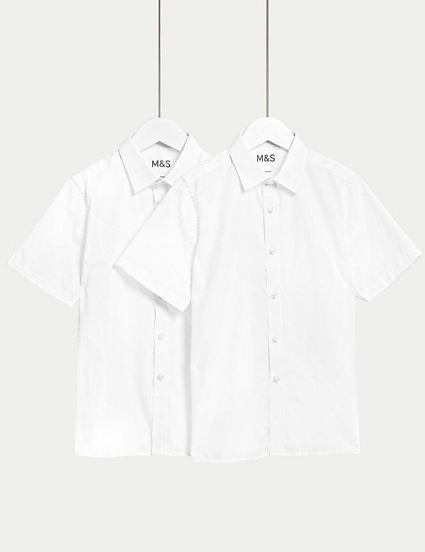 M/&S School Girls/' Non-Iron Blouse NEW!!!