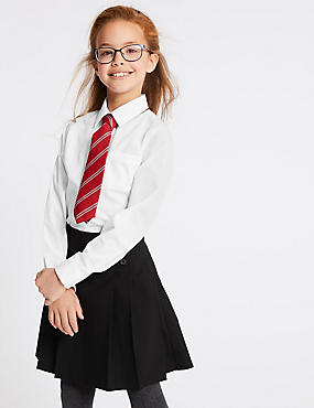 2 Pack Girls' Longer Length Blouses
