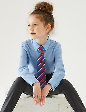 3 Pack Girls' Slim Fit Blouses