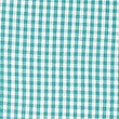 Girls' Skin Kind™ Gingham Dress, GREEN, swatch