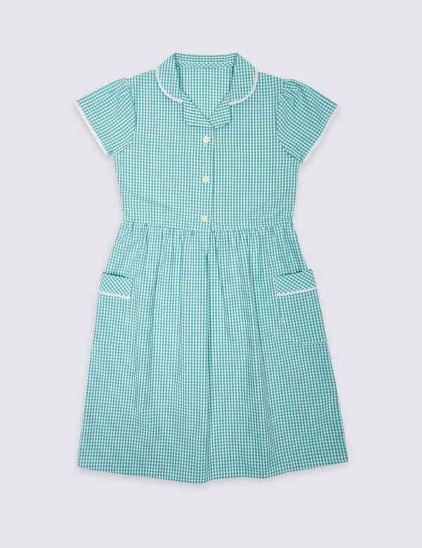 f6e6c0a0f Girls' Skin Kind™ Gingham Dress