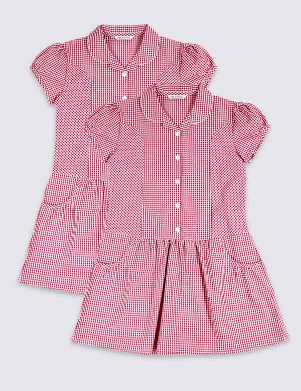 e72ef481e94 School Summer Dresses   Girls  School Pinapores