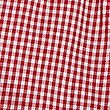 2 Pack Girls' Gingham Dress, RED, swatch