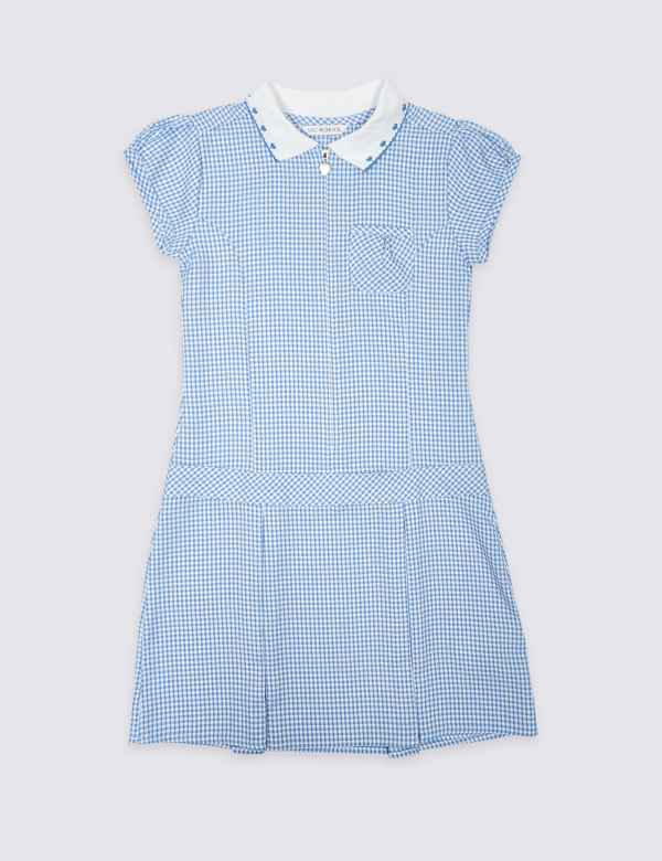 827241f54 Girls Blue School Uniforms | Navy & Royal School Wear for Girls| M&S