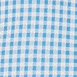 Girls' Longer Length Gingham Dress, BLUE, swatch