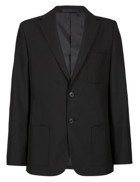 Boys' Senior Classic Crease Resistant Blazer with Stormwear+™ (Older Boys)
