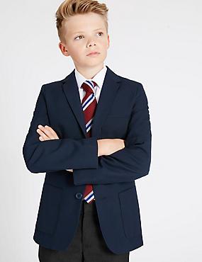 Senior Boys' Slim Fit Blazer