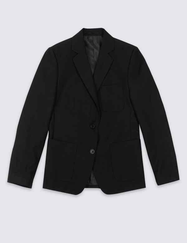 fdfa17abf Boys School Blazers | Black School Blazers For Boys | M&S IE