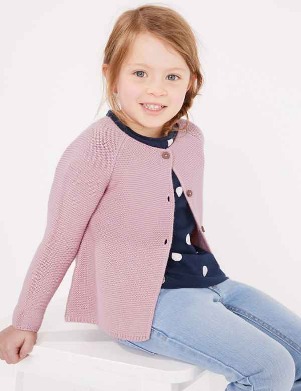70272921d8d Cardigans   Girls Clothes - Little Girls Designer Clothing Online   M&S