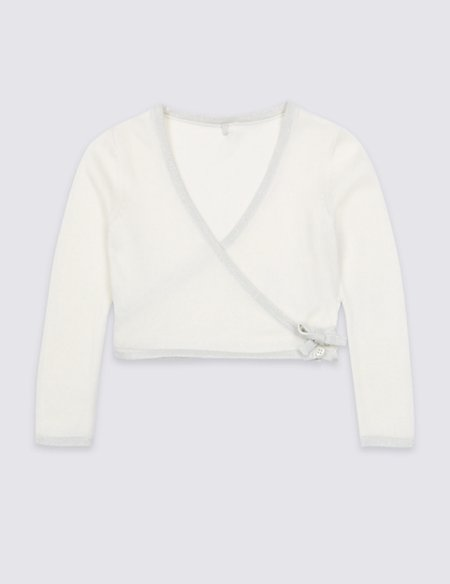 Pure Cotton Cardigan (1-16 Years)