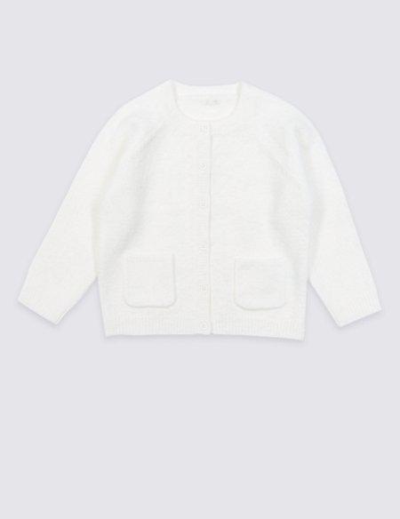 Button Through Cardigan (3 Months - 7 Years)