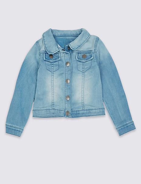 Denim Jacket (3 Months - 5 Years)