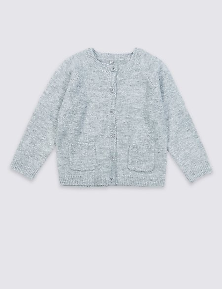 Sparkle Cardigan (3 Months - 7 Years)