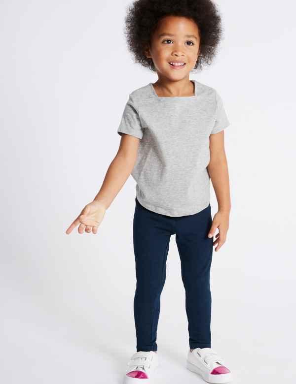Sportlegging Kids.Girls Leggings Jeggings Sports Dance Leggings For Girls M S