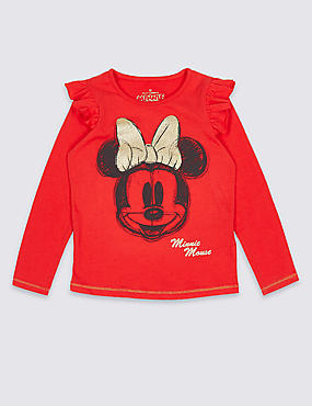 Minnie Mouse™ Top (3 Months - 7 Years)