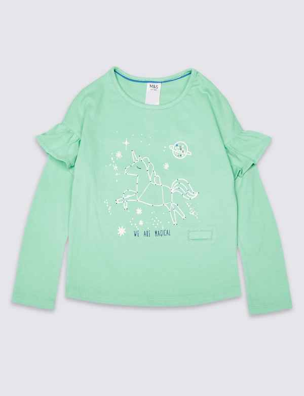 f4c77e675a99 Easy Dressing Frill Top (3 Months - 7 Years)