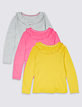 3 Pack Tops with StayNEW™ (3 Months - 7 Years)