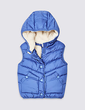Easy Dressing Gilet (3 Months - 7 Years)