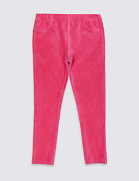 Cotton Rich Jeggings with Stretch (3 Months - 7 Years)