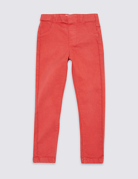 Colour Block Jeggings (3 Months - 7 Years)