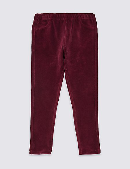 Cotton Rich Cord Jeggings (3 Months - 7 Years)
