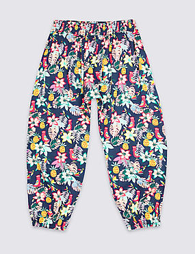 All Over Print Trousers with StayNEW™ (3 Months - 7 Years)