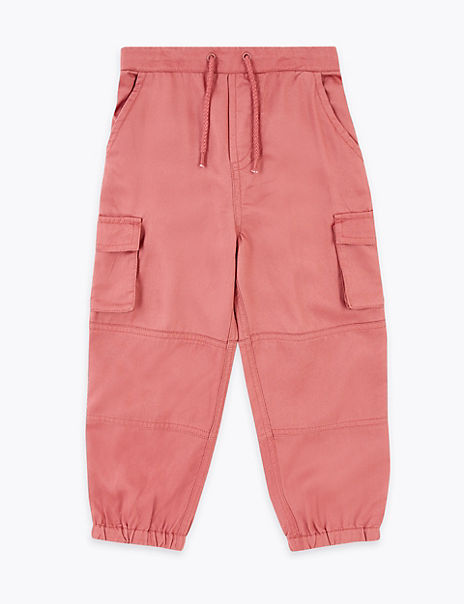 Lightweight Cargo Trousers (2-7 Years)