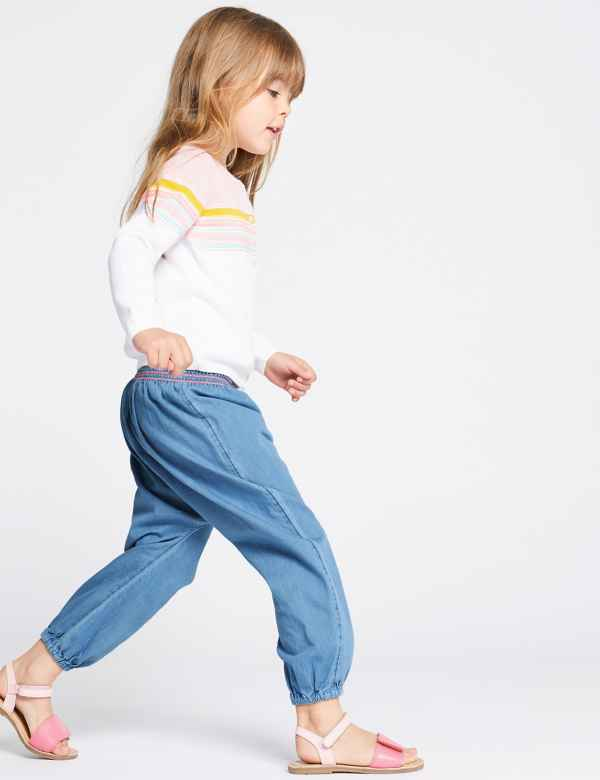 Miniman Check Trousers Age 6 Mths Suitable For Men And Women Of All Ages In All Seasons Girls' Clothing (newborn-5t)