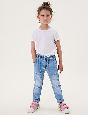 Relaxed Denim Jeans (2-7 Yrs)