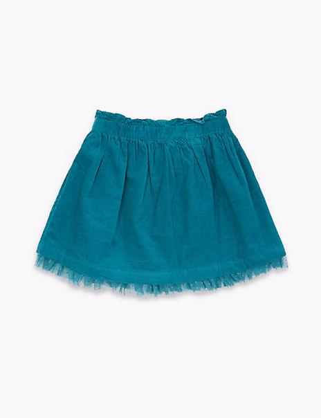 Cord Skirt (3 Months - 7 Years)