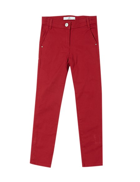 Cotton Rich Skinny Jeans (1-7 Years)