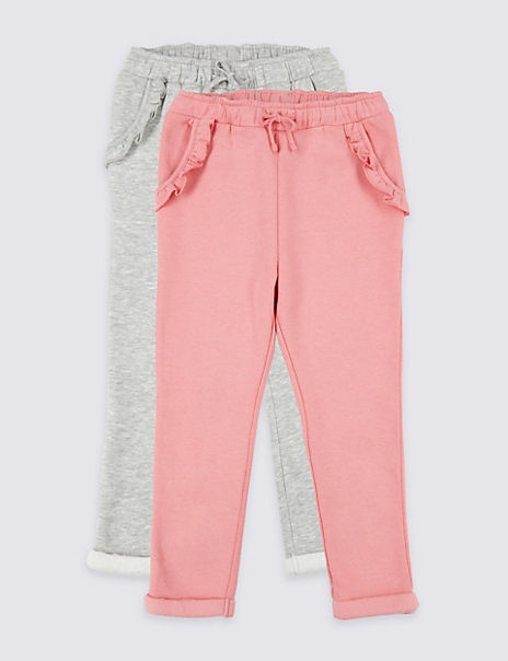 2 Pack Joggers (3 Months - 7 Years)