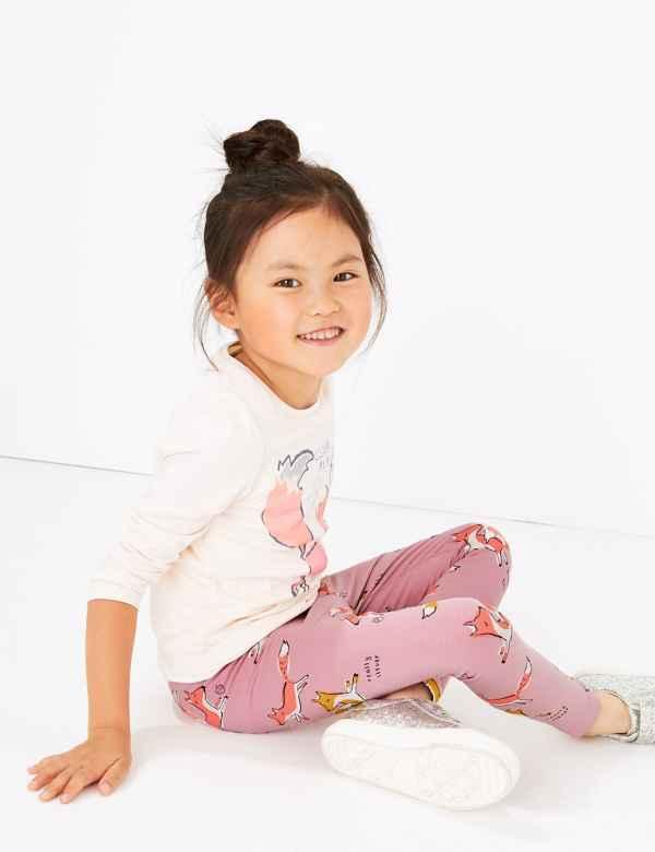 e38858ab1d5b78 Trousers, Leggings & Jeans   Kids   M&S IE
