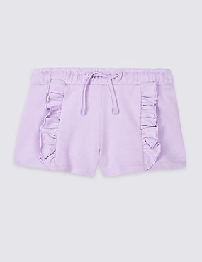 Cotton Rich Shorts (3 Months - 7 Years)
