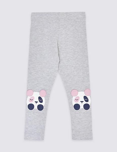 Panda Leggings (3 Months - 7 Years)