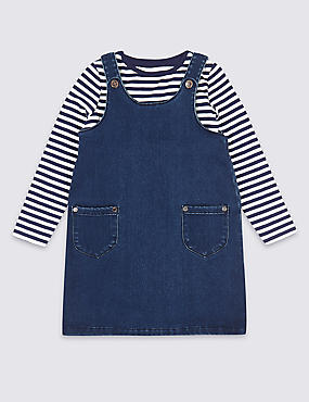 2 Piece Top & Piny Outfit (3 Months - 7 Years)