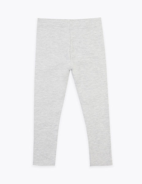 Roly Girls Plain Poly Cotton Joggers with Elastic Waistband