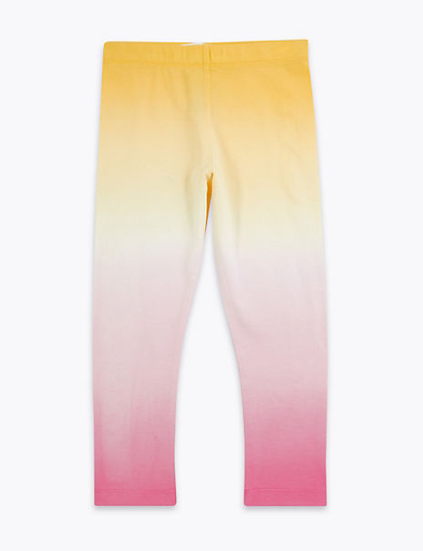 Cotton Rich Ombre Leggings (2-7 Years)