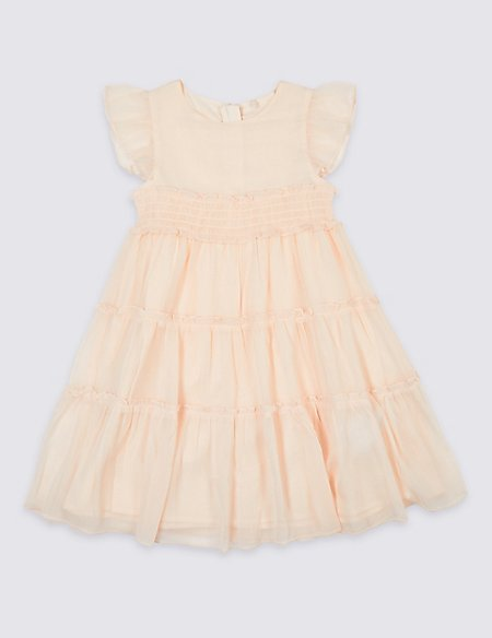 Tiered Dress (3 Months - 7 Years)