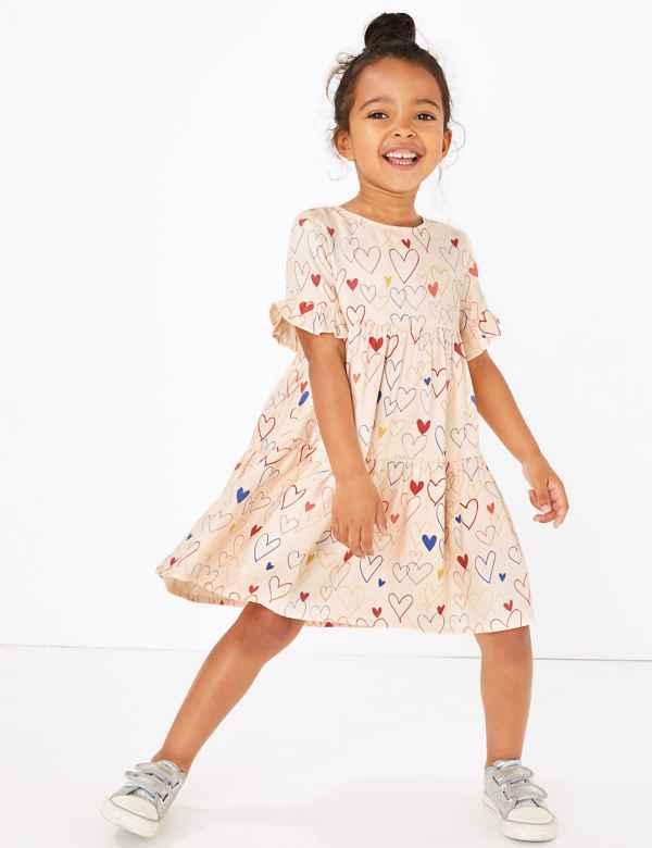 68f0930162c7e0 Girls Clothes - Little Girls Designer Clothing Online | M&S