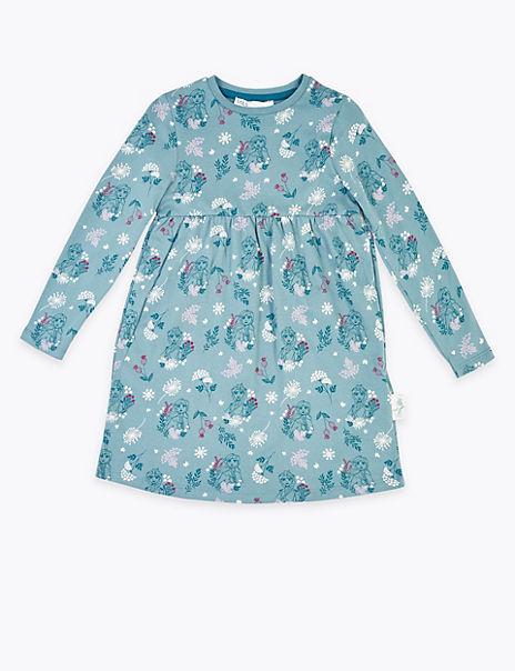 Disney Frozen™ 2 Cotton Dress (2-10 Years)