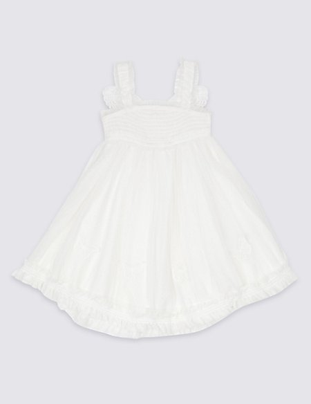 Butterfly Wings Dress (3 Months - 7 Years)