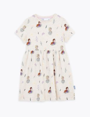 Disney Frozen 2 Elsa & Anna Dress (2-10 Yrs)
