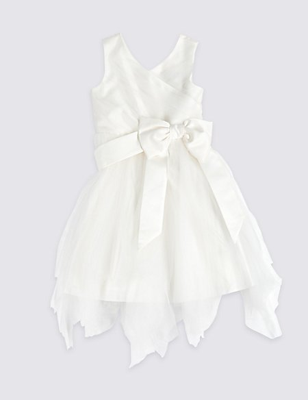 Tulle Bow Dress (1-16 Years)