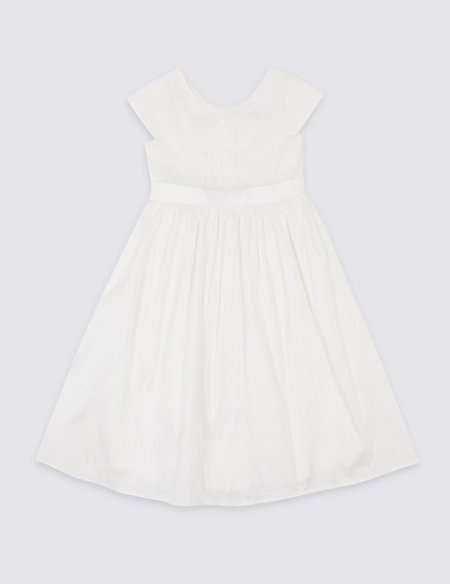 Embroidered Dress (1-16 Years)