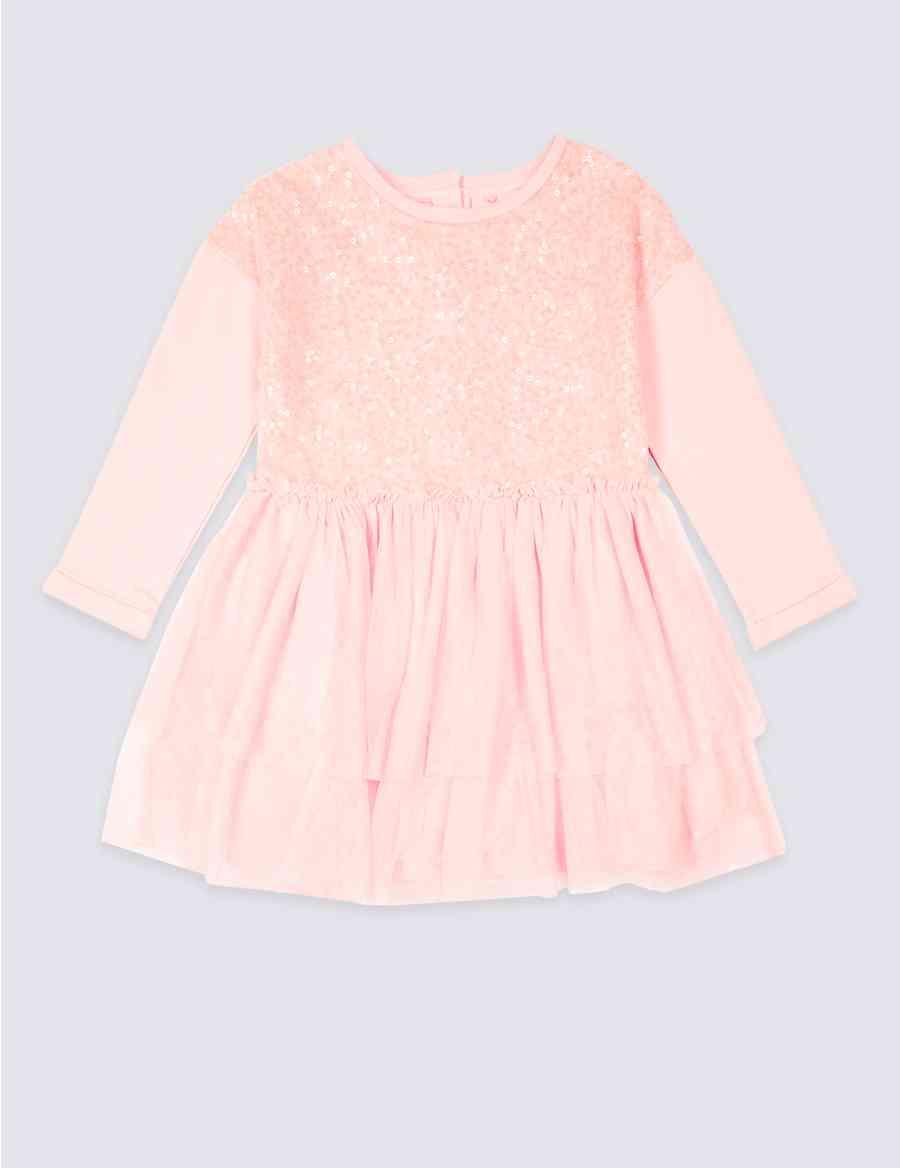 7d0bd40ee847 Sequin Tutu Dress (3 Months - 7 Years)