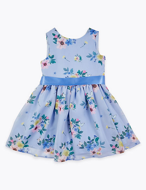 Floral Dress (2-7 Years)